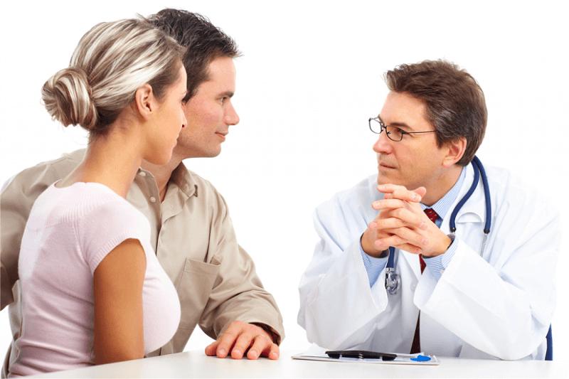 с чего начать планирование - выбор гинеколога