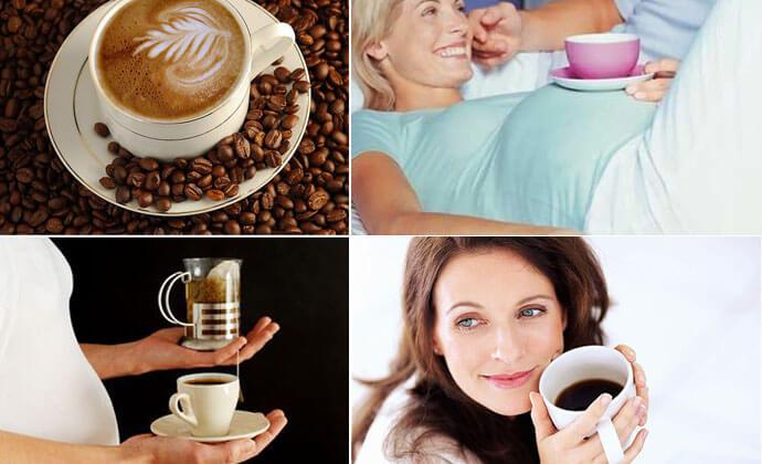 кофе и кофеин на ранних сроках беременности можно ли пить