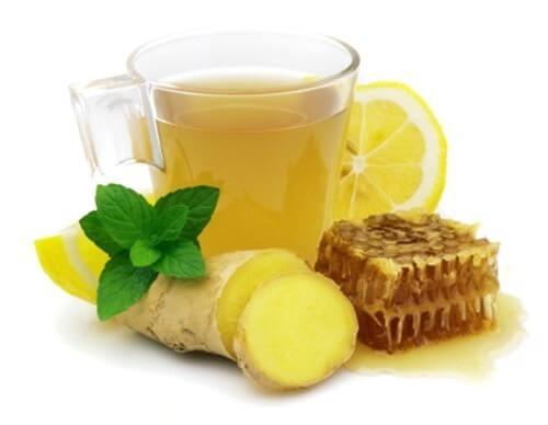 Имбирный чай и беременность